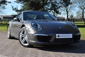 used Porsche 911 CARRERA PDK in knutsford-cheshire