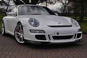 used Porsche 911 GT3 CLUB SPORT CAR**8426 MILES ONLY** in knutsford-cheshire