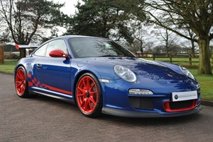 used Porsche 911 GT3 RS**FRONT LIFT** in knutsford-cheshire