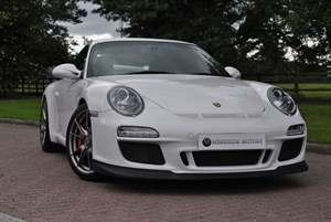 used Porsche 911 GT3 *EXTENDED PORSCHE WARRANTY* in knutsford-cheshire
