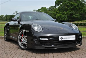 used Porsche 911 Turbo TIPTRONIC S in knutsford-cheshire