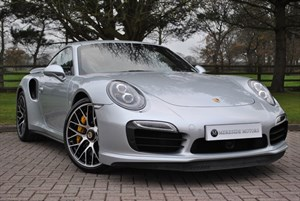 used Porsche 911 Turbo S PDK BIG SPEC in knutsford-cheshire