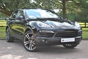 used Porsche Cayenne D V6 TIPTRONIC, BIG SPEC in knutsford-cheshire
