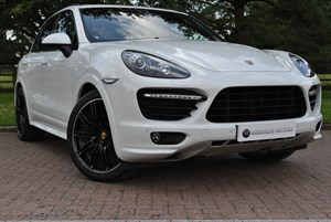 used Porsche Cayenne V8 GTS TIPTRONIC S in knutsford-cheshire