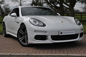 used Porsche Panamera D V6 TIPTRONIC (FACELIFT MODEL) in knutsford-cheshire