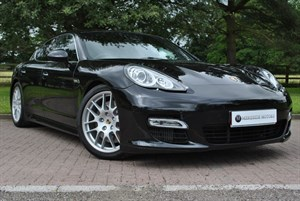 used Porsche Panamera 4.8 V8 PDK Turbo, BIG SPEC in knutsford-cheshire