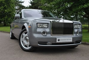 used Rolls-Royce Phantom **SIMPLY STUNNING** in knutsford-cheshire