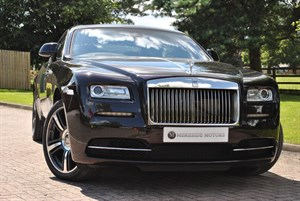 used Rolls-Royce Wraith *EXQUISITE EXAMPLE* in knutsford-cheshire