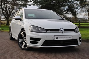 used VW Golf 2.0 (300) R VAT QUALIFYING in knutsford-cheshire