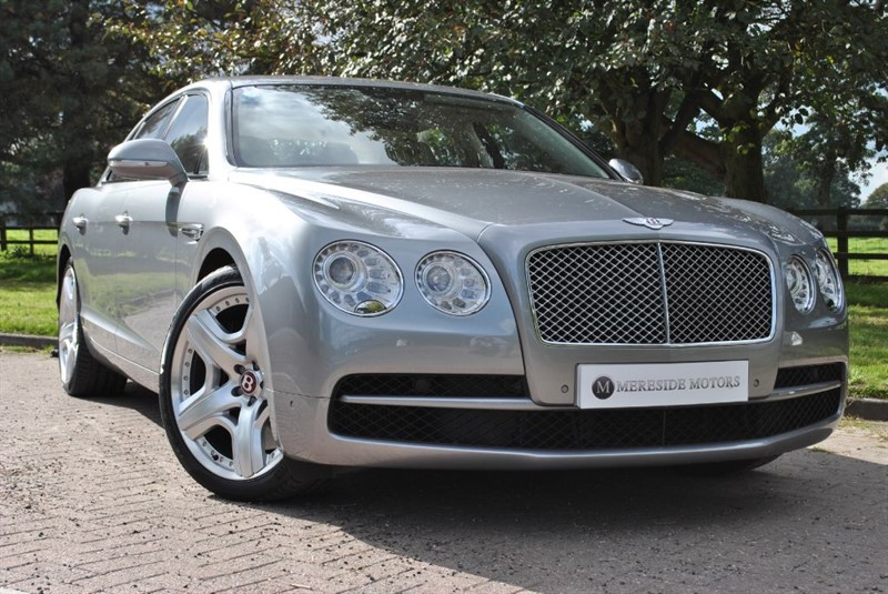 used Bentley Flying Spur V8 Mulliner ** One Owner ** in knutsford-cheshire