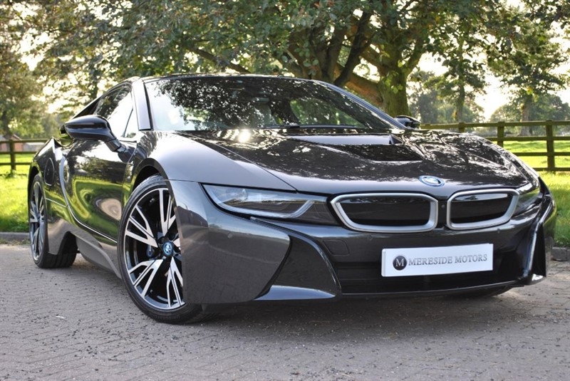 used BMW i8 Coupe ** 1 Owner ** Pure Impulse Pack in knutsford-cheshire