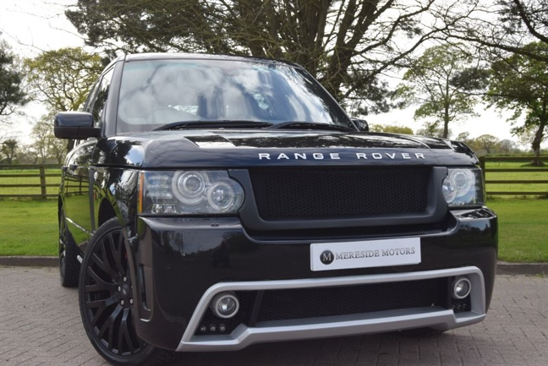 used Land Rover Range Rover TDV8 VOGUE in knutsford-cheshire