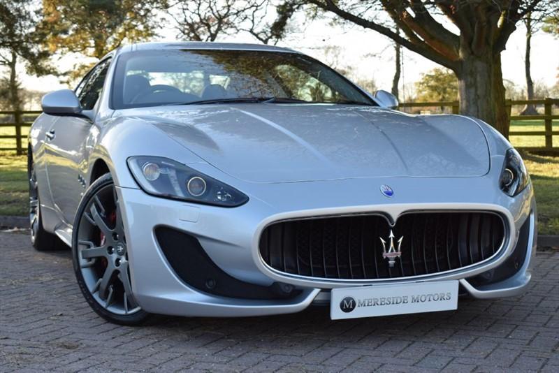 used Maserati Granturismo SPORT in knutsford-cheshire