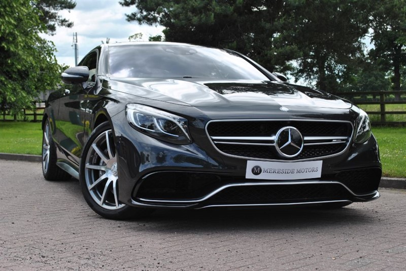 used Mercedes S63 AMG Coupe ** Great Spec ** in knutsford-cheshire