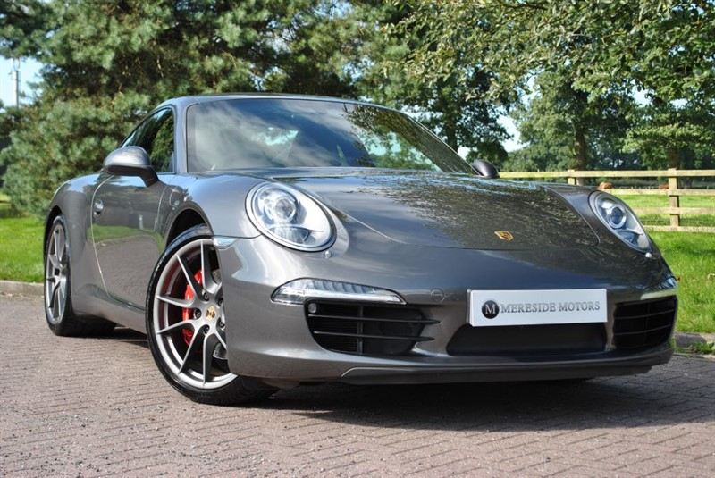 used Porsche 911 CARRERA S PDK ** Good Spec ** in knutsford-cheshire