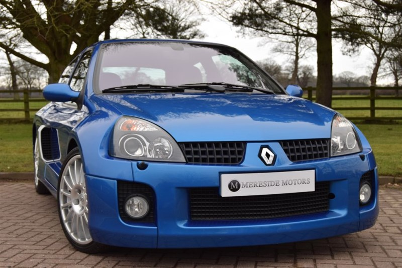 used Renault Clio RENAULTSPORT 255 V6 in knutsford-cheshire