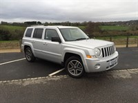 Used Jeep Patriot LIMITED CRD 4x4