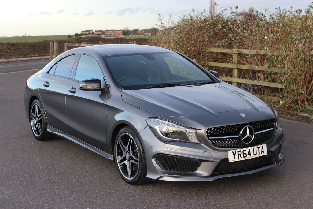 mercedes cla 220 cdiamg sport 39 night pack 39 for sale sheffield south yorkshire crossroads. Black Bedroom Furniture Sets. Home Design Ideas