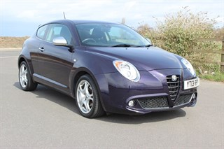 Alfa Romeo Mito DISTINCTIVE TB M-AIR