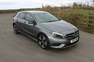 Mercedes-Benz A180 CDI SPORT BLUE EFFIECIENCY AUTO - NIGHT PACKAGE