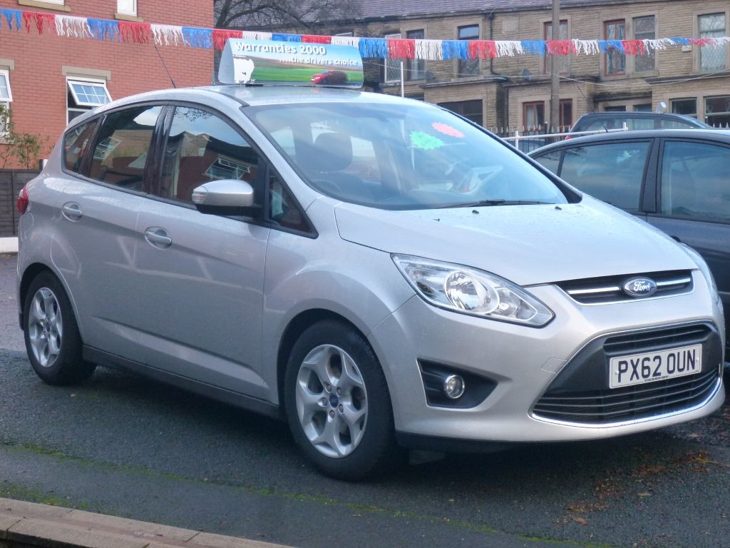 ford c max owners manual