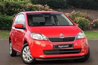 Used Skoda Citigo Hatchback MPI SE 3dr