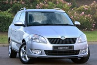Used Skoda Fabia Estate TSI 105 SE 5dr