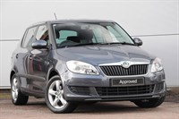 Used Skoda Fabia Hatchback TSI SE Plus 5dr