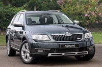 Used Skoda Octavia Estate TDI CR 184 Scout 4x4 5dr DSG