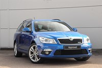 Used Skoda Octavia Estate T FSI vRS 5dr
