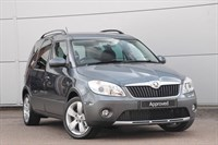 Used Skoda Roomster Estate TSI 105 Scout 5dr