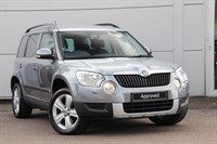 Used Skoda Yeti Estate TDI CR SE Plus 5dr