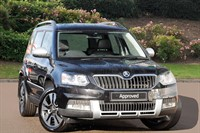 Used Skoda Yeti Outdoor Estate TDI CR (170) Laurin + Klement 4x4 5dr
