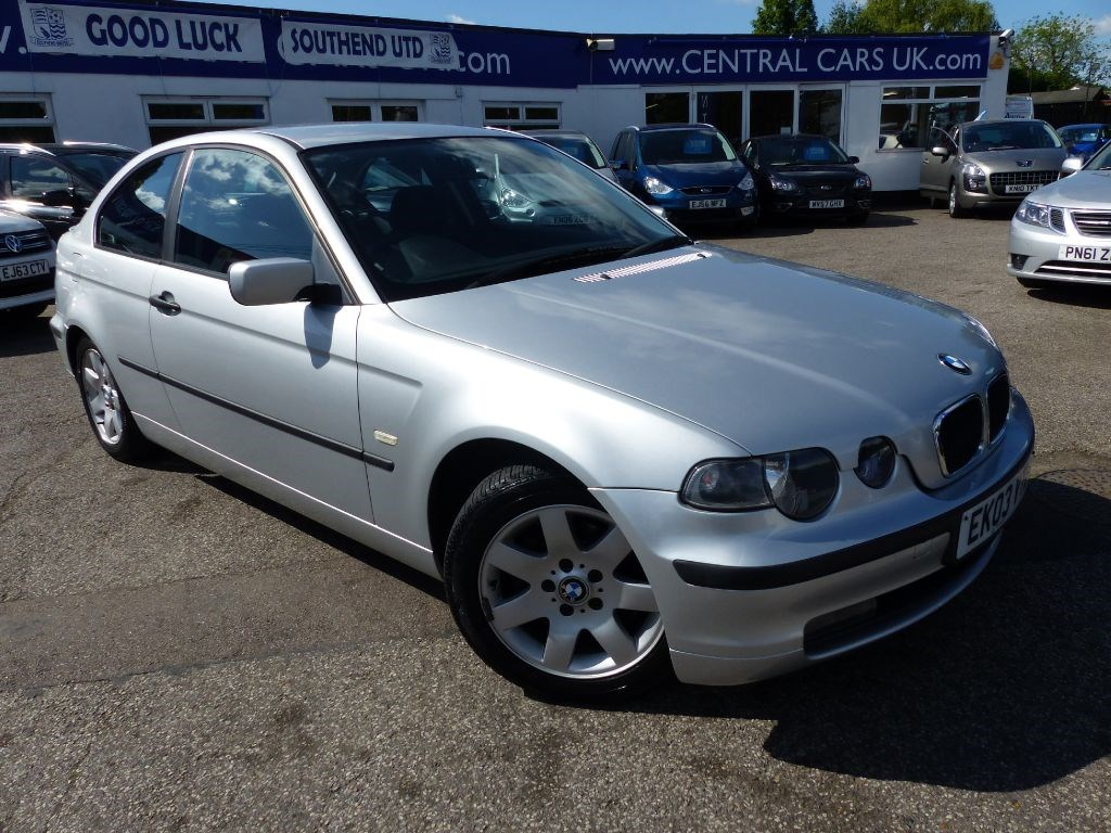bmw 316ti 1 8 se 3 door in metallic silver for sale. Black Bedroom Furniture Sets. Home Design Ideas
