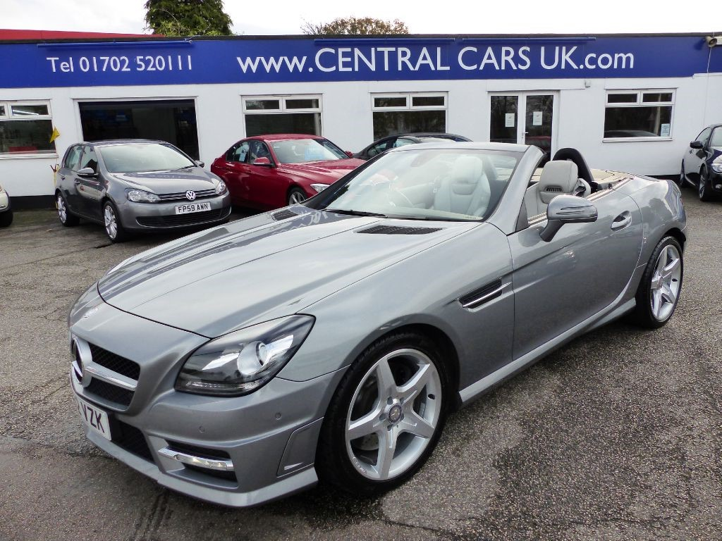 Mercedes benz slk250 slk slk250 cdi amg sport for sale for Sporty mercedes benz