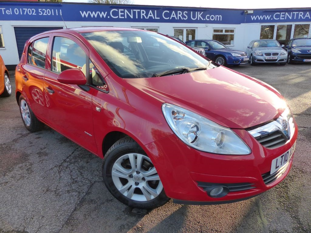 vauxhall corsa 1 3 energy cdti ecoflex turbo diesel 5 door for sale leigh on sea essex. Black Bedroom Furniture Sets. Home Design Ideas
