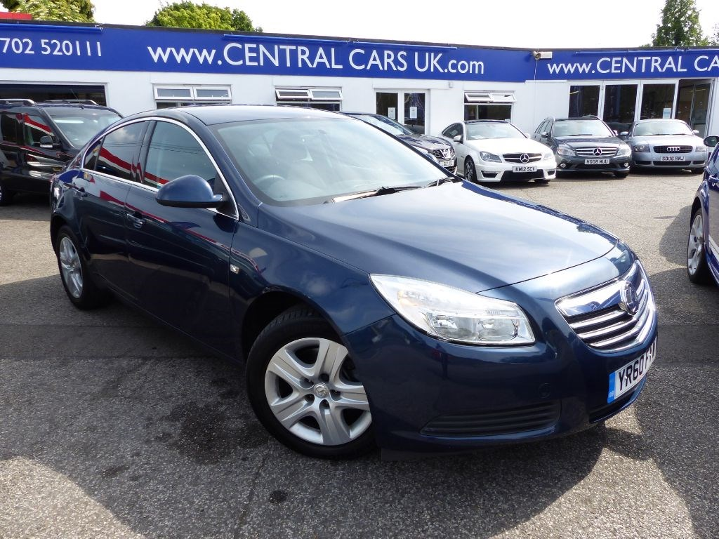 vauxhall insignia 2 0 exclusive cdti turbo diesel automatic for sale leigh on sea essex. Black Bedroom Furniture Sets. Home Design Ideas