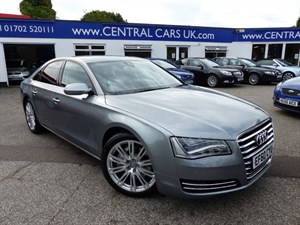 Car of the week - Audi A8 3.0 TDI Quattro SE Executive Automatic - Only £24,995