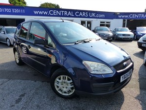 Car of the week - Ford Focus C-Max 1.6 LX In Metallic Blue - Only £2,495