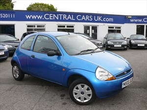 Car of the week - Ford KA 1.3 KA In Metallic Blue - Only £995