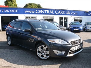 Car of the week - Ford Mondeo 2.2 Titanium X TDCI Sport Estate - Only £12,995