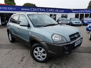 Car of the week - Hyundai Tucson 2.0 CDX CRTD Automatic Turbo Diesel - Only £4,995