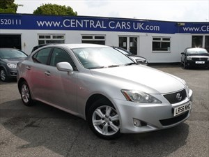 Car of the week - Lexus IS 220d Turbo Diesel  - Only £5,995