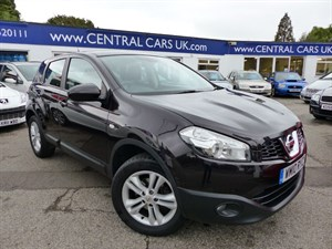 Car of the week - Nissan Qashqai 1.5 Acenta DCI Turbo Diesel - Only £9,995