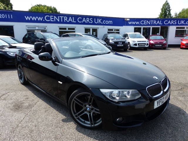 BMW 320d 20 Sport Plus Edition Automatic Diesel