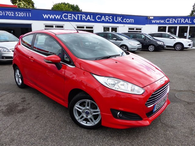 Ford Fiesta 10 Zetec 3 Door With Zetec S Body Kit