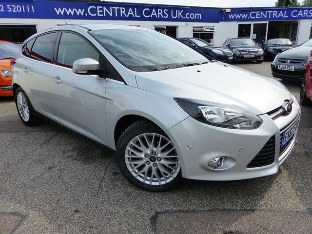 Ford Focus 10 Zetec Turbo Econetic