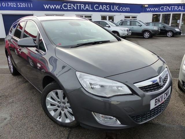 Vauxhall Astra 17 SE CDTI Ecoflex
