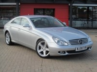 Used Mercedes CLS320 CDI CLS 320CDI 4dr Tip Auto