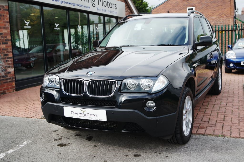Used BMW X3 D SE for Sale in Ashley | Greenwing Motor Co Ltd